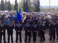 Профсоюзы устроят забастовку в поддержку шахтеров